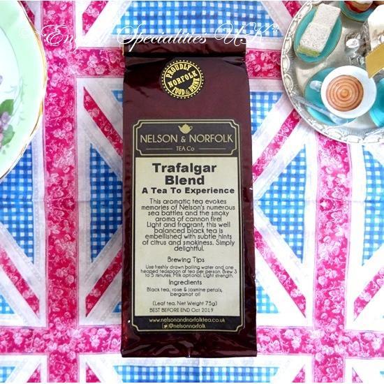 【Nelson & Norfolk Tea】TRAFALGAR...