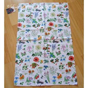 【Samuel Lamont】Hedgerow Cotton Tea Towel<br>サミュエルラモント ヘッジロウ コットン ティータオル