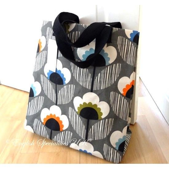 【TESCO】Orla Kiely  Eco Tote Bag Mea...