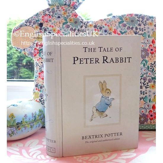 Peter Rabbit - Book Tin & Earl Gr...