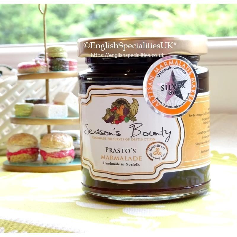 【Season's Bounty】Prasto's Marmalade...