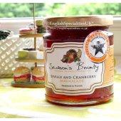 【Season's Bounty】Seville & Cranberry Marmalade<br>シーズンズ・バウンティ セヴィル&クランベリー マーマレード