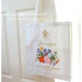【PARTRIDGES】CHELSEA FLOWER Shopper Bag<br>パートリッジズ チェルシーフラワー ショッパーバッグ