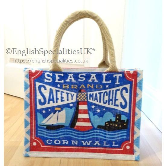 【SEASALT】Cute Jute Bag - Cornwall ...