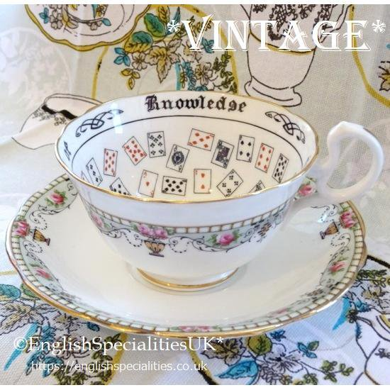 【AYNSLEY】 Fortune Telling Cup Duo R...