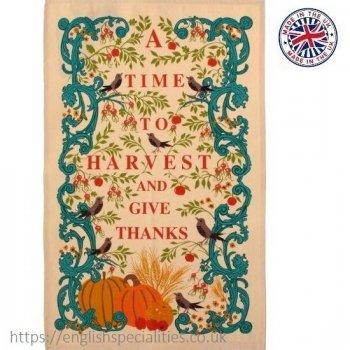 【Ulster Weavers】Harvest Cotton Tea Towel<br>アルスターウィーバー ハーベスト ティータオル