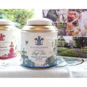 【HIGHGROVE】 Prince of Wales Blend Loose Tea Caddy<br>ハイグローブ プリンスオブウェールズ ブレンド ルーズティーキャディー缶