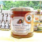 【Season's Bounty】 Blood Orange Marmalade with Norfolk Gin<br>シーズンズ・バウンティ ブラッドオレンジマーマレード ノーフォークジン