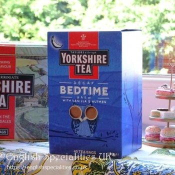 【Yorkshire Tea】 Bedtime Brew Teabags<br>ヨークシャー紅茶 ベッドタイムブリューティーバッグ