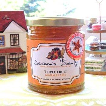 【Season's Bounty】Triple Fruit  Marmalade<br>シーズンズ・バウンティ トリプルフルーツ マーマレード