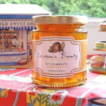 【Season's Bounty】 St Clements Marmalade <br>シーズンズ・バウンティ セントクレメンツマーマレード