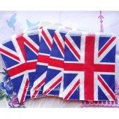 Union Jack Paper Sweet Bag (5 Bags)<br>ユニオンジャック ペーパー スイートバッグ 紙袋(5枚) Size M