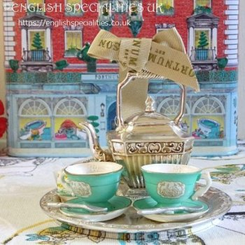 <img class='new_mark_img1' src='https://img.shop-pro.jp/img/new/icons15.gif' style='border:none;display:inline;margin:0px;padding:0px;width:auto;' />【F&M】Afternoon Tea Tray Christmas Decoration<br>フォートナム&メイソン アフタヌーンティーオーナメント