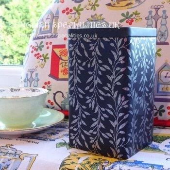 【Tesco】Finest  Assam Loose Leaf Tea CADDY<br>テスコ アッサム ルーズリーフティー 紅茶缶