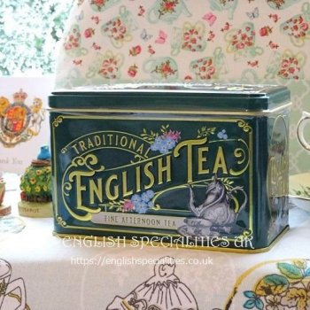 <img class='new_mark_img1' src='https://img.shop-pro.jp/img/new/icons15.gif' style='border:none;display:inline;margin:0px;padding:0px;width:auto;' />【New English Teas】Victorian Bottle Green Afternoon Tea<br>ニューイングリッシュティーズ ヴィクトリアン ボトルグリーン アフタヌーンティー