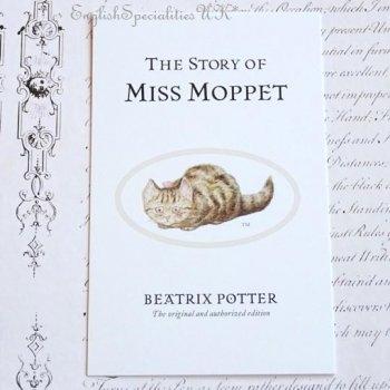 【ピーターラビット 】Miss Moppet ポストカード
