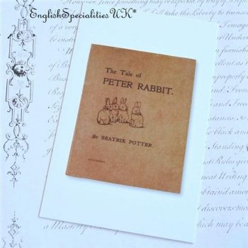【ピーターラビット 】The Tale of PETER RABBIT   ポストカード