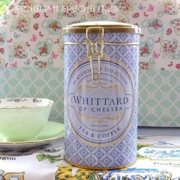 <img class='new_mark_img1' src='https://img.shop-pro.jp/img/new/icons47.gif' style='border:none;display:inline;margin:0px;padding:0px;width:auto;' />【Whittard】Tea Caddy - LOOSE Covent Garden Tea<br>ウィッタード キャディー缶 ルーズコベントガーデン ティー