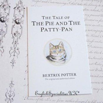 【ピーターラビット 】The Tale of the Pie and the Patty-Pan  ポストカード