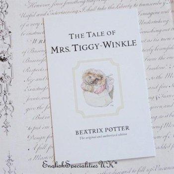 【ピーターラビット 】The Tale of Mrs. Tiggy-Winkle  ポストカード
