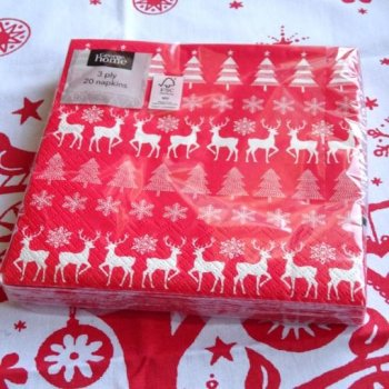 <img class='new_mark_img1' src='https://img.shop-pro.jp/img/new/icons15.gif' style='border:none;display:inline;margin:0px;padding:0px;width:auto;' />【Paper Napkin】Reindeer <br>ぺーパーナプキン トナカイ