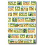 【McCAW ALLAN】EMMA BALL COTTON Tea Towel:BARLEY FARM<br>エマボール  コットンティータオル:バーレイファーム