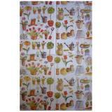 【McCAW ALLAN】EMMA BALL Cotton Tea Towel : In the Garden<br>エマボール コットンティータオル:インザガーデン