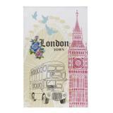 【Ulster Weavers】London Cotton Tea Towel<br>アルスターウィーバー ロンドン コットン ティータオル