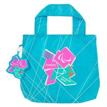 <img class='new_mark_img1' src='https://img.shop-pro.jp/img/new/icons20.gif' style='border:none;display:inline;margin:0px;padding:0px;width:auto;' />★SALE【Ulster Weavers】Paralympics Packable Bag<br>ロンドン2012 パラリンピック パッカブル バッグ