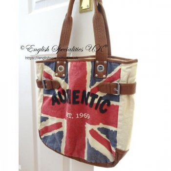 <img class='new_mark_img1' src='https://img.shop-pro.jp/img/new/icons20.gif' style='border:none;display:inline;margin:0px;padding:0px;width:auto;' />★Sale!【New Look】 Union Jack  Shopper Bag<br>ニュールック ユニオンジャック バッグ