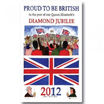 ★Sale!【McCAW ALLAN】L/Union T.Towel Proud To Be Britishリネンユニオンティータオル