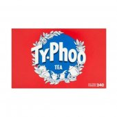 【Typhoo】240 Teabags <br>タイフー紅茶 240ティーバッグ