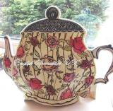 ★Sale!【Disaster Designs】Picnic Parlour Teapot make up bag  ティーポットメークアップバッグ