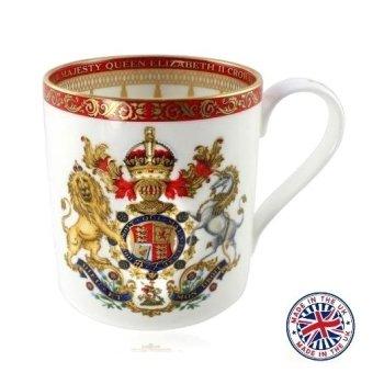 【The Royal Collection】 Coronation Mug <br>バッキンガム宮殿 コロネーション ファインボーンチャイナ マグカップ