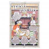 【Samuel Lamont】Irish Bread Tea Towel<br>アイリッシュフレッド リネンユニオンティータオル