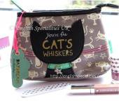 ★Sale!【Disaster Designs】DAYDREAM CAT MAKEUP BAGディザスターデザイン デイドリーム キャット メークアップバッグ