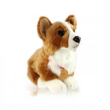 【The Royal Collection】Corgi Cuddly Toy<br>バッキンガム宮殿 コーギーぬいぐるみ