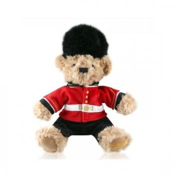 【The Royal Collection】Guardsman  Teddy Bear<br>ロイヤルコレクション ガーズマン テディベア ぬいぐるみ