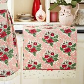 【Ulster Weavers】Horrockses Heidi Cotton Tea Towel<br>ホロックス ハイディ コットンティータオル