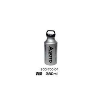FUEL BOTTLE 400ml SOD-700-04