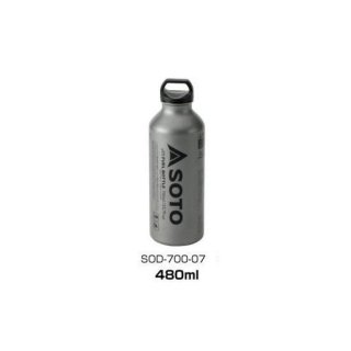 FUEL BOTTLE 700ml SOD-700-07