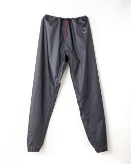 UL Rain Pants (PU Shinsui) Ebony