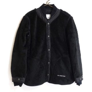 <img class='new_mark_img1' src='https://img.shop-pro.jp/img/new/icons16.gif' style='border:none;display:inline;margin:0px;padding:0px;width:auto;' />Lining fleece jacket BK 3
