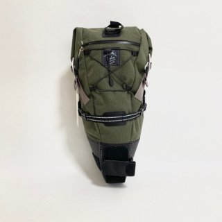 Bike'n Hike Bag Moss
