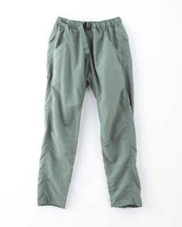 5-Pocket Pants Granite Green