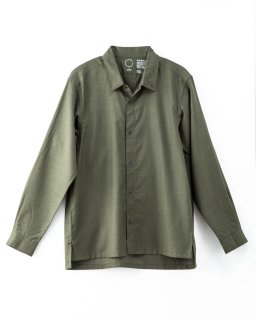 Merino Shirt Olive