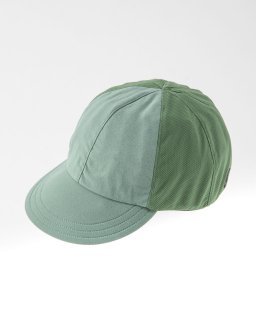 Stretch Mesh Cap Granite Green
