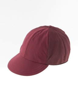 Stretch Mesh Cap Burgundy