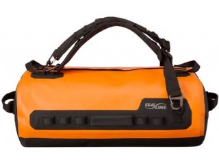 SEAL LINE PRO ZIP DUFFEL 40 Orange