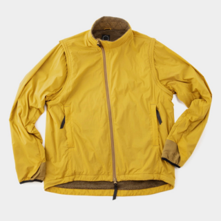 Light Alpha Vest/Jacket Mustard